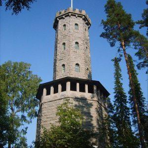 Hameenlinna_Aulanko_näkötorni